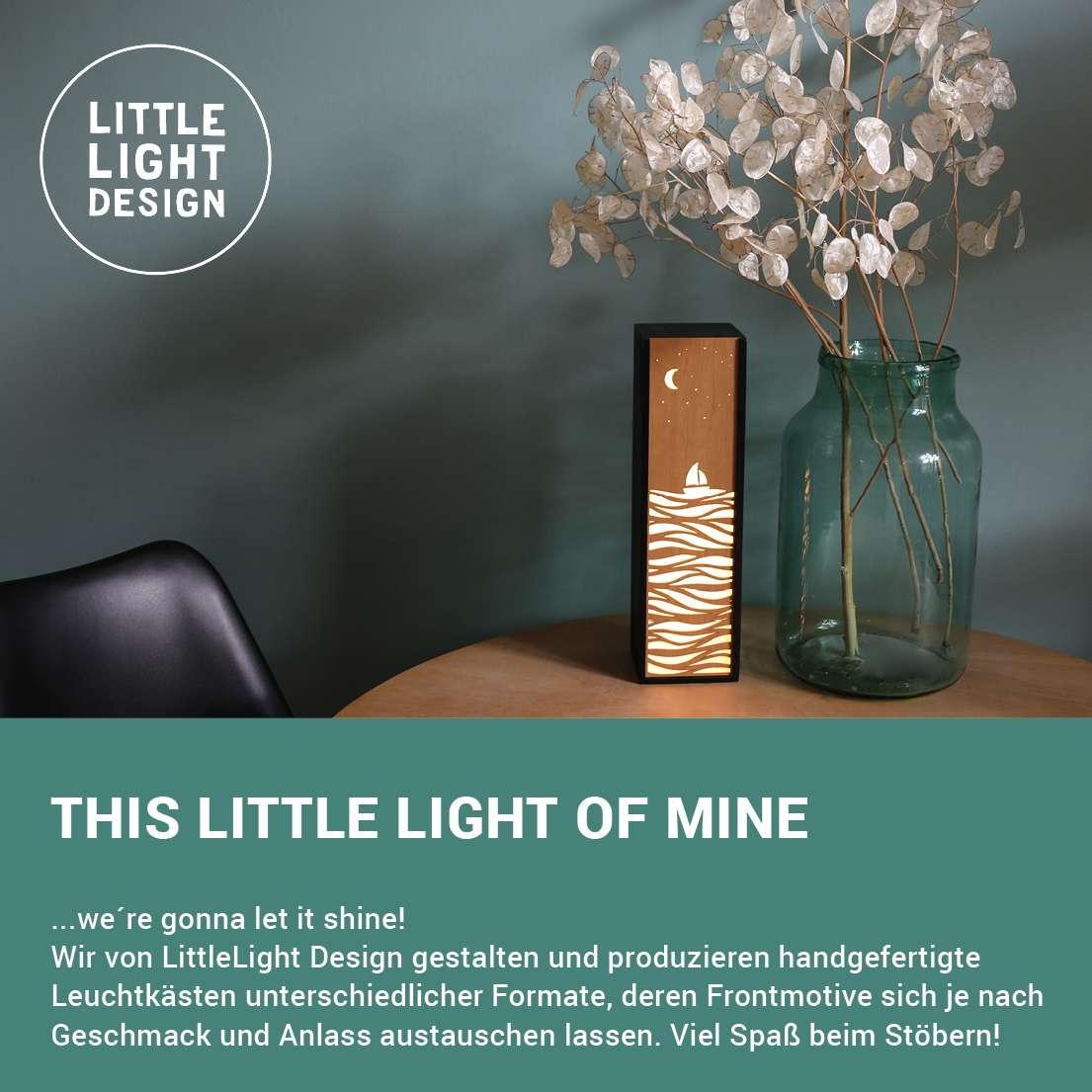 Leuchte Leuchtkasten Design Grafik